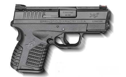 Springfield Armory announced the addition of the XD-S .40 to its popular XD-S lineup. Customers