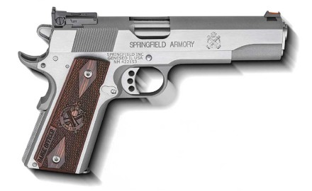 For 2016, Springfield Armory released 19 new guns. Some were totally new, like the four-inch