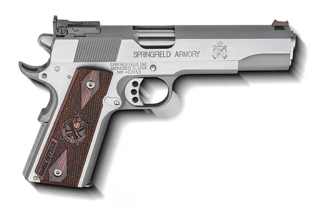 New Springfield Armory 1911s for 2016