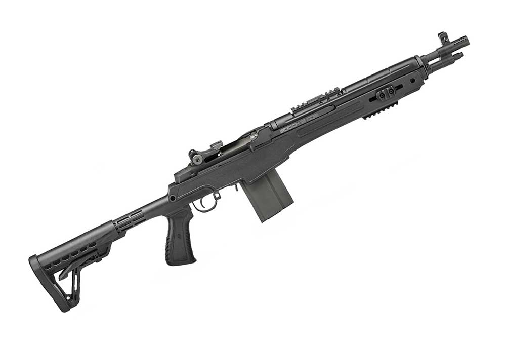 First Look: Springfield SOCOM 16 CQB