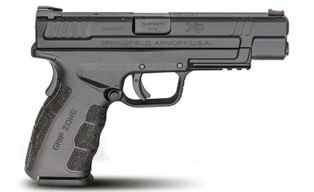 Designed for recreation, self-defense or competition, the new full-size Springfield XD Mod.2