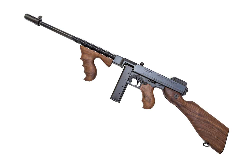 First look: Auto Ordnance Thompson Carbine