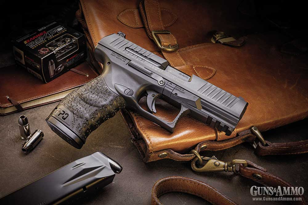 Review: Walther PPQ M2 in .45 ACP