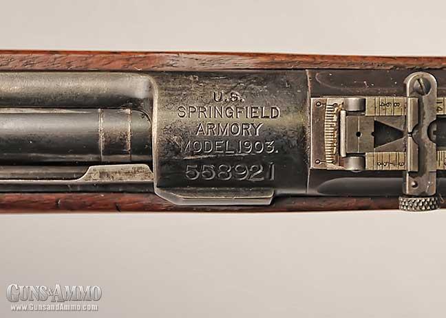 Classics: 1903 Springfield Rifle