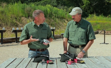 Patrick Sweeney and James Tarr examine what's more important when it comes to shooting pistols and