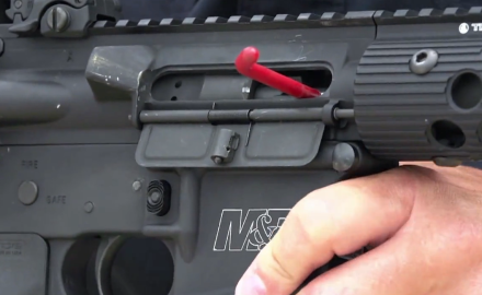 James Tarr talks with Neil Davies of Hornady about their new Safe Cycle device for the AR-15