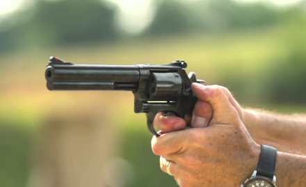 Patrick Sweeney and James Tarr examine the weight and balance differences between revolvers and
