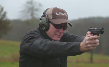In this G&A exclusive Smith & Wesson's Tony Miele shows off their latest 9mm pistols from