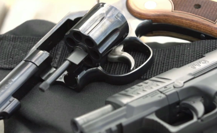 Patrick Sweeney discusses the importance of trigger pull as it relates to pistols and revolvers.