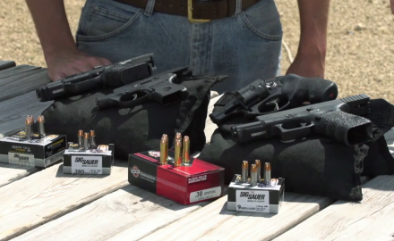Our experts address the easy to carry and hard to shoot debate between pistols and revolvers.
