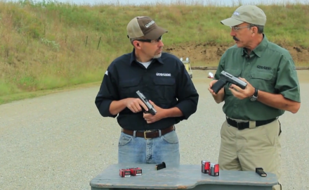 James Tarr and Patrick Sweeney feature a pair of the most popular semi-auto pistol offerings from