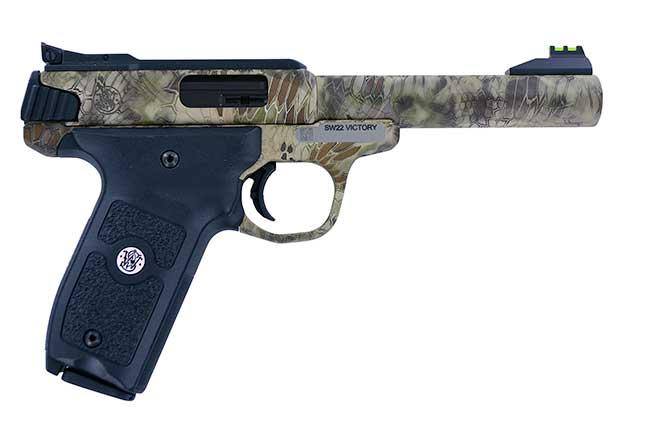 Smith-&-Wesson-guns-Victory-rimfire-pistol-new