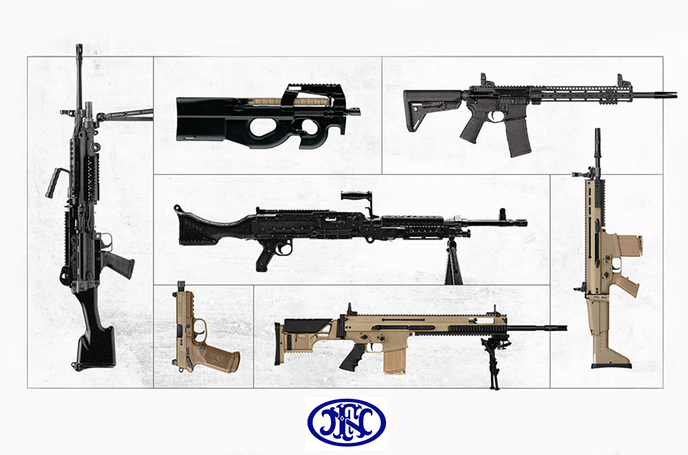 The Firearms of FN fabrique nationale