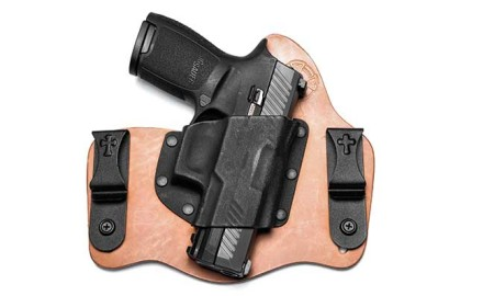 If you're in the market for an IWB holster, the CrossBreed SuperTuck Deluxe is hard to argue against.