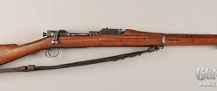 There are those who, with some justification, consider the U.S. Model 1903 Springfield to be the