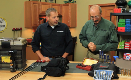 Brownells kits cover just about every gun cleaning, mounting, maintenance and upgrading scenario