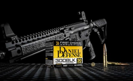 Daniel Defense has released the first caliber of high-quality ammunition it will offer under its