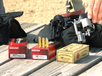 ammo choices for pistols and revolvers