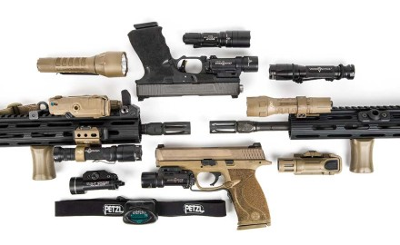 firearm-mounted-tactical-light-F