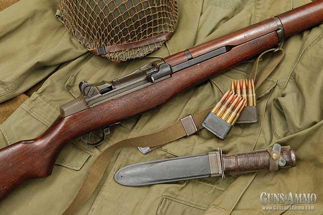 The Iconic M1 Garand