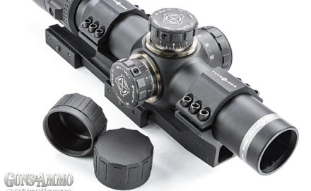 Sightmark is a lesser known optics company, but it has recently brought a premier scope line to