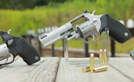Taurus revolvers are popular with shooters for good reason -- they're affordably priced and you