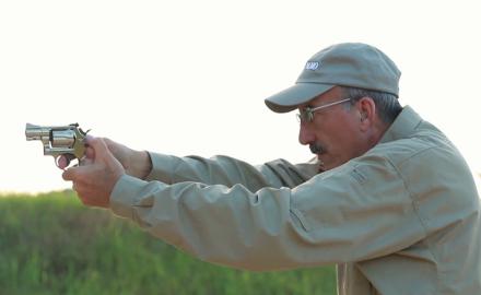 handgun barrel length