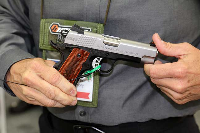 First Look: Springfield Armory EMP4 in .40 S&W