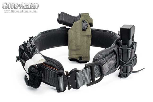 A Battle Belt for Home Defense