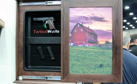 Gun owners know how important it is to keep firearms safely secured in the home. Oftentimes,
