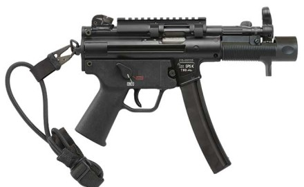 Finally, fans of the legendary MP5 submachine gun can rejoice.  Heckler & Koch has just