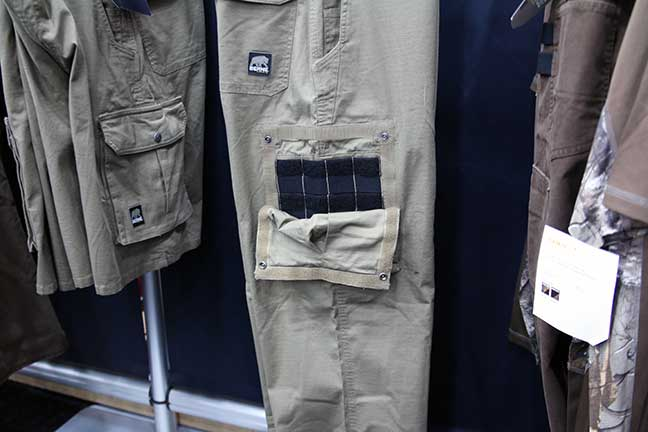First Look: Berne Apparel CCW Pants