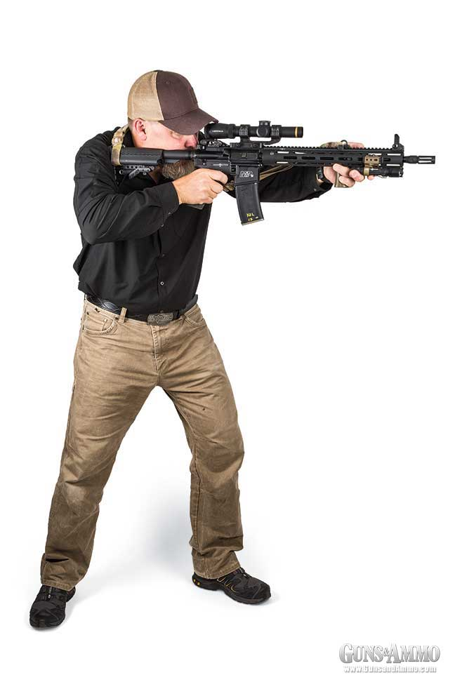 Tactical Shooting: Get Ahold of That Carbine