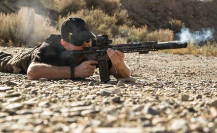 the AMTAC ultimate suppressor