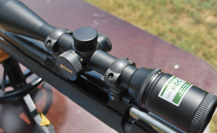 Back in the 1960s, when I was a young shooter, variable-power riflescopes were fairly new and