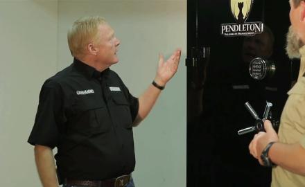 Pendleton Gun Safes