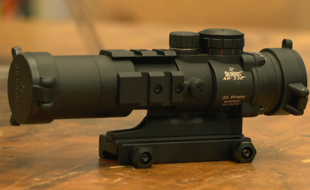 Patrick Sweeney and Todd Rassa highlight the Burris AR-332 Tactical Kit.