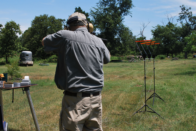 Variable Power big game scopes