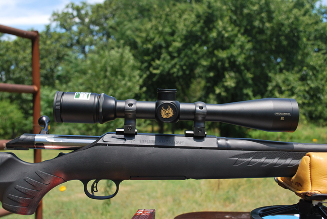 Variable Power hunting scope