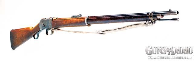 The British Martini-Henry Rifle