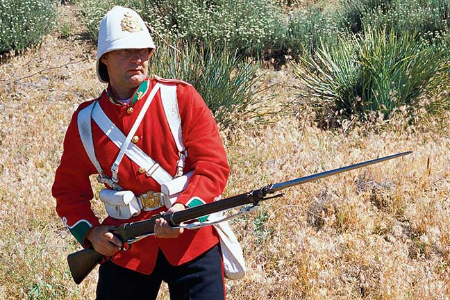 Military Guns For Sale >> The British Martini-Henry Rifle - Guns & Ammo