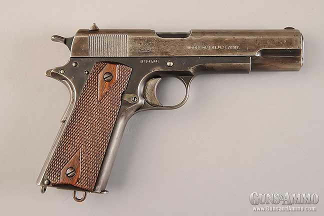 Classics: Springfield 1911 Government Model