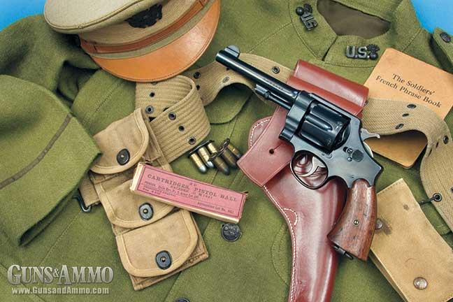 WWI Wheelgun: The S&W Model 1917