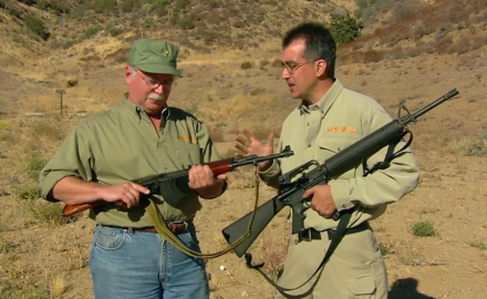 G & A looks back into the vault to try and answer the age-old question of which military rifle