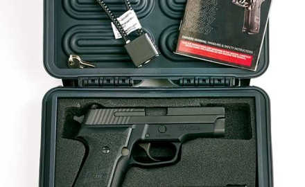 The M11-A1 is a tribute to the M11, a compact service pistol still serving U.S. Armed Forces.