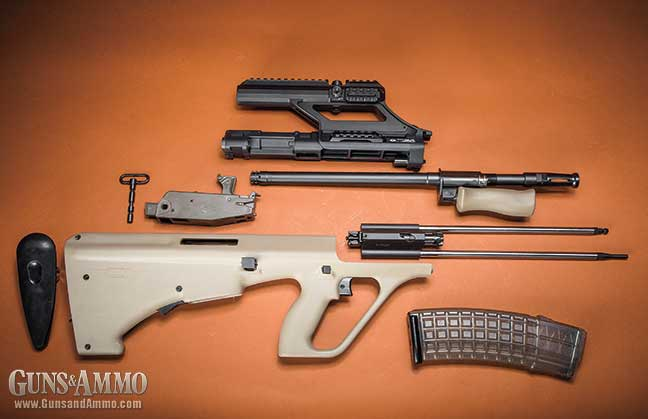 American AUG: Steyr AUG A3 Review