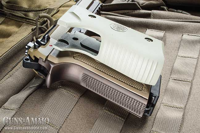 Beretta M9A3 Handgun Review