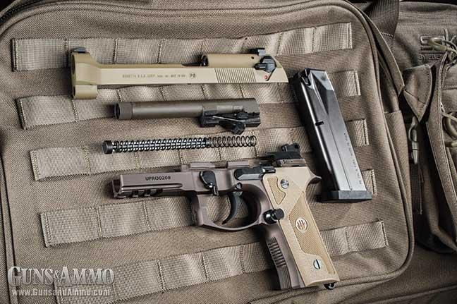 Beretta M9A3 Handgun Review