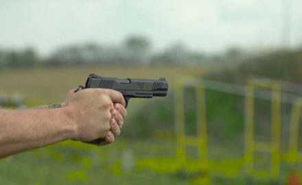 Eric Poole and Patrick Sweeney cover the 1911 handgun family from Doublestar.