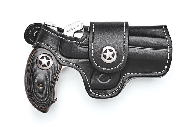 Bond Arms Driving Holster Review